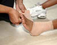A Sprain Is a Common Form of Ankle Pain